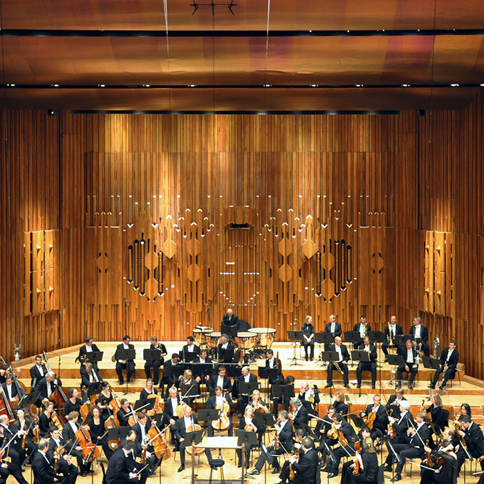 Gianandrea Noseda and London Symphony Orchestra