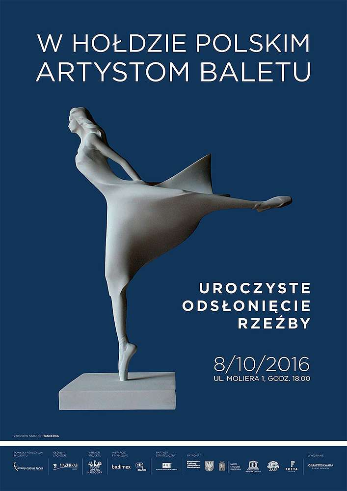 In Tribute to Polish Ballet Artists