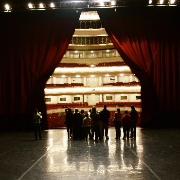 Theatre Without A Curtain
