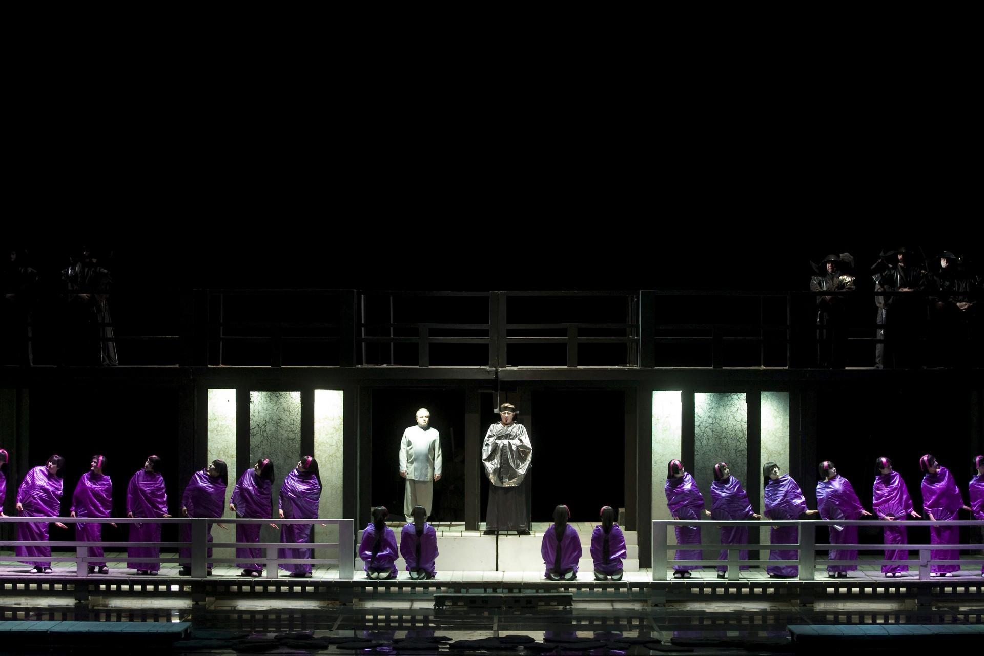 Madama Butterfly : Teatr Wielki Opera Narodowa