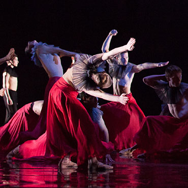 The Tempest at Dance Open in St. Petersburg