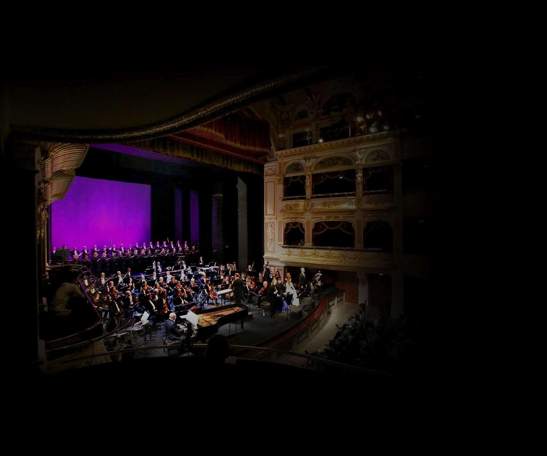 Kantata Myśląc Ojczyzna Teatr Wielki Opera Narodowa