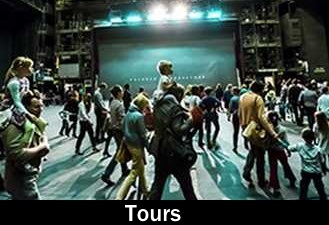Backstage Tours